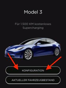 Tesla Model 3 Referral um einen Neuwagen zu kaufen